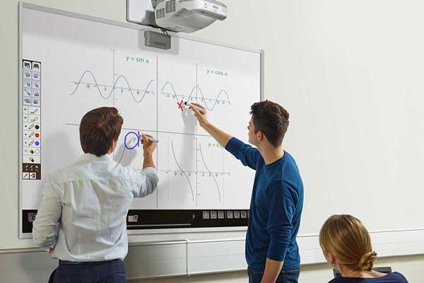 урок по математика на интерактивна дъска