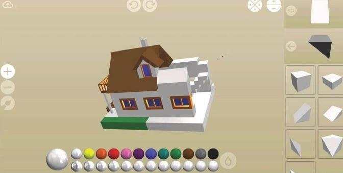 софтуер за 3d моделиране във виртуална реалност
