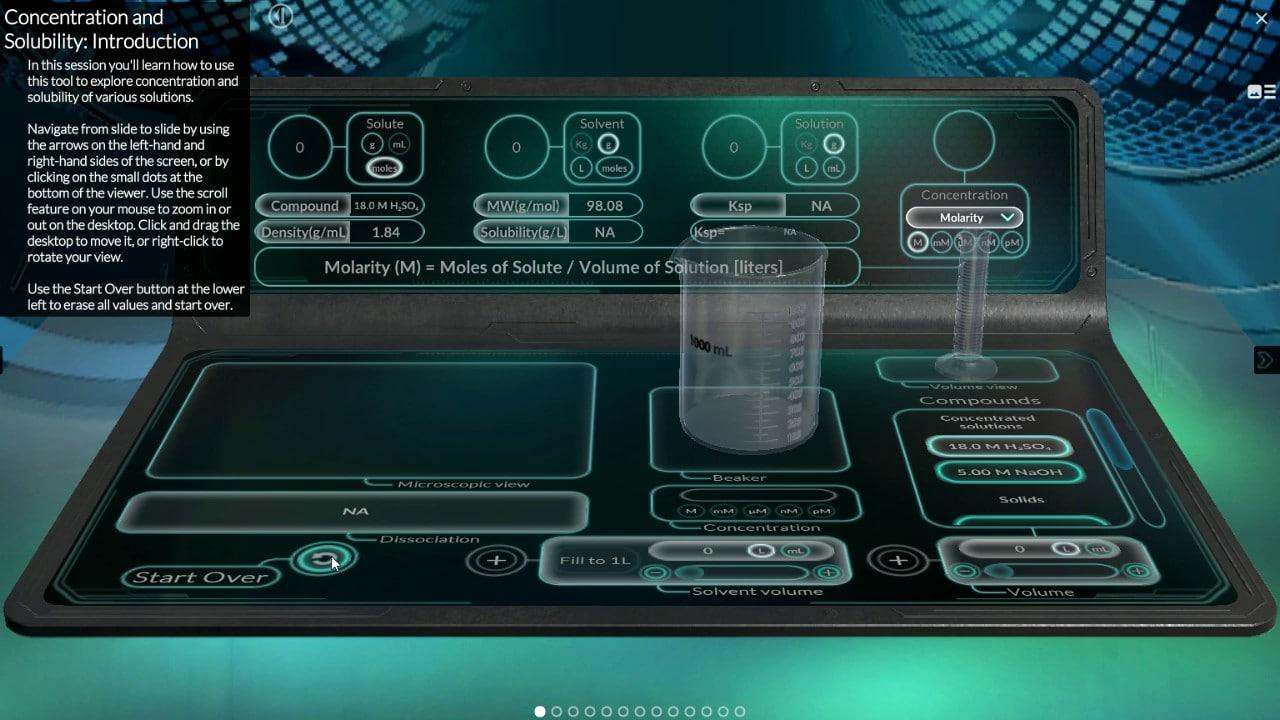 VIVED обяви нов софтуер по химия за zSpace®