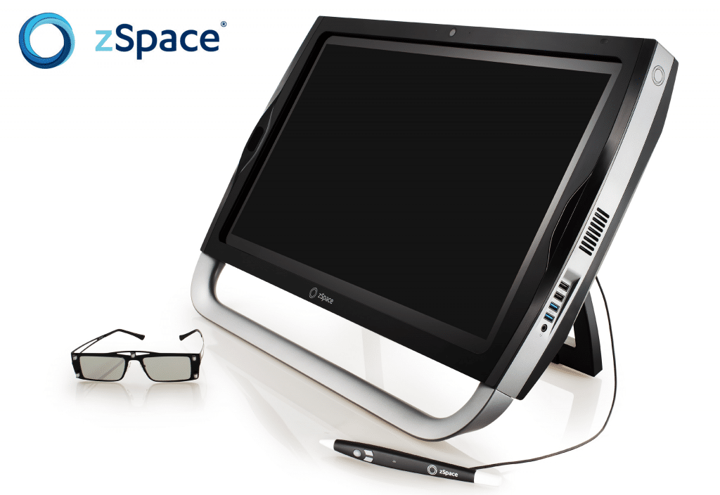 zspace aio - стереоскопичен дисплей за STEM обучение