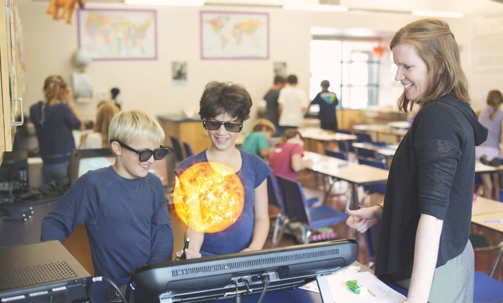 zSpace® за обучението по STEM