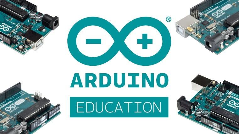 Официален представител на Arduino за образованието в България