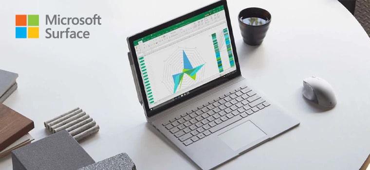 Microsoft Surface Go 2 по програма за образованието