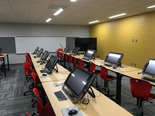 Учебен кабинет от бъдещето