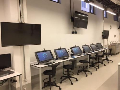 STEM виртуална лаборатория за обучение по медицина и анатомия (Турция)