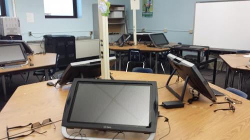 zspace във виртуална лаборатория за STEM обучение(USA)