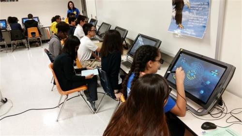 учебен STEM кабинет с ново поколение технология